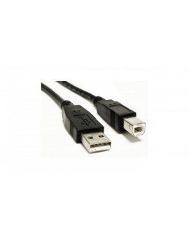 Kabel USB AK-USB-04 USB A (m) / USB B (m) ver. 2.0 1.8m AK-USB-04