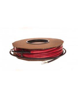 Kabel grzejny jednostronnie zasilany DEVIflex 10T/230V 10W/m 50m 140F1223