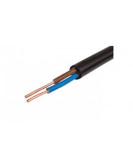 Kabel energetyczny YKY 2x1, 5 0, 6/1kV /bębnowy/