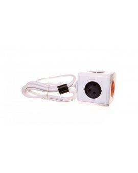 Przedłużacz PowerCube 4x230V z wyłącznikiem 1, 5m 1523/FREXRM
