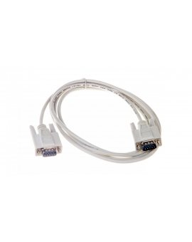 Kabel transmisyjny szeregowy RS232 Sub-D9 (M) - Sub-D9 (M) 2m