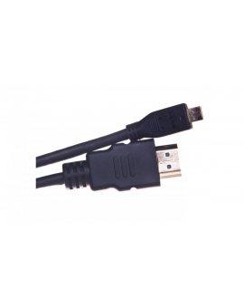 Kabel HDMI-A (M) - micro HDMI-D (M) 3m V1.4