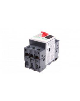 Wyłącznik silnikowy 3P 1, 5kW 2, 5-4A GV2ME08
