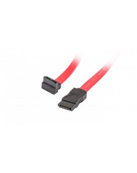 Kabel SATA DATA III (6GB/s) 0, 5m kątowy CA-SASA-12CU-0050-R