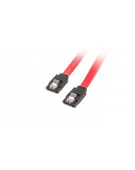 Kabel SATA DATA III (6GB/s) 0, 5m z zatrzaskami metalowymi CA-SASA-14CU-0050-R