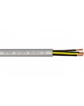 Przewód sterowniczy bezhalogenowy BiT 500 H 5G1 300/500V H50054 /bębnowy/