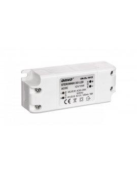 Zasilacz LED 12V DC 15W 1, 25A IP20 OR-ZL-1612