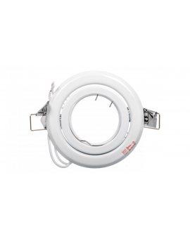 Oprawa punktowa 1x50W GU5, 3 12V IP20 ARGUS CT-2115-W biała 00307