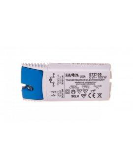 Transformator elektroniczny 230/11, 5V 0-105W ETZ105 LDX10000038