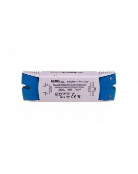 Transformator elektroniczny 230/11, 5V 0-210W ETZ210 LDX10000040