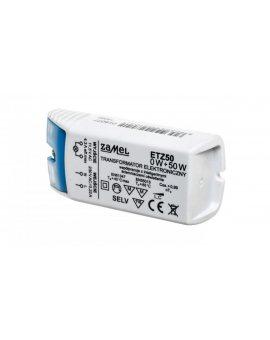 Transformator elektroniczny 230/11, 5V 0-50W ETZ50 LDX10000041
