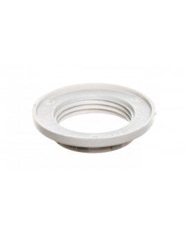 Pierścień do oprawki E14 bialy PL-713/0