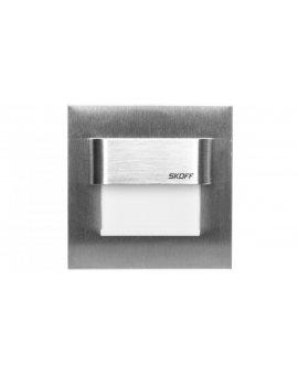 Oprawa LED 0.8W 10V IP20 TANGO standard szlif ciepło biała 02-01-02-01-0218