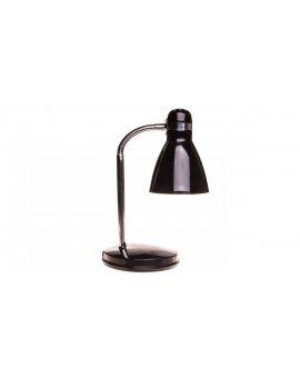 Lampka biurkowa ZARA HR-40-B czarna 07561