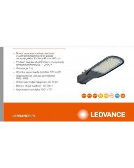 Oprawa uliczna LED 60W ECO AREA L 10kV SPD 840 7200lm GRLEDV 4058075425255