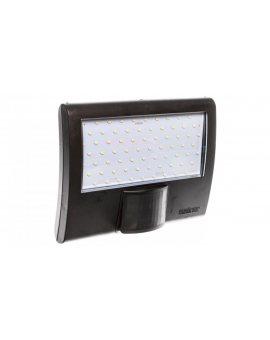 Projektor LED z czujnikiem ruchu i zmierzchu 8 metrów 10, 5W 160 stopni 230-240V 50Hz IP44 antracyt XLED HOME CURVEDA 012076