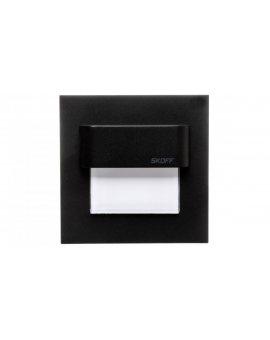 Oprawa LED 0, 8W TANGO D (czarny) / WW (ciepły biały) aluminium IP20 ML-TAN-D-H-1-PL-00-01