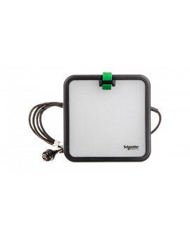 Lampa warsztatowa Thorsman LED 50W 4000lm 100-240V AC IP54 z gniazdem podw