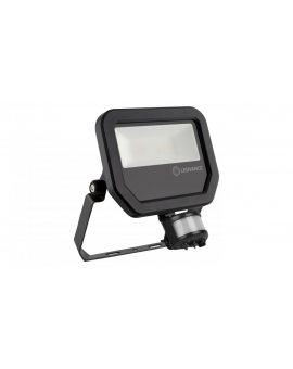 Projektor FLOOD LED PFM 20W/4000K SYM 100 S BK LEDV 4058075460959