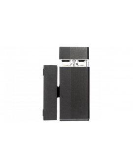 Oprawa ścienna jednokierunkowa NESSA GU10 max. 50W IP54 AC 220-240V 50/60Hz czarna LD-NESSAGU10J-20