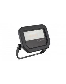 Projektor FLOOD LED PFM 10W/4000K SYM 100 BK LEDV 4058075420885
