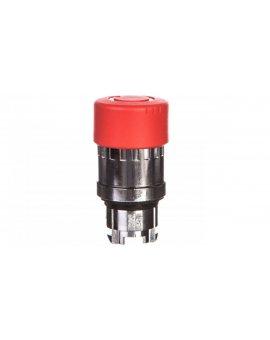 Napęd przycisku bezpieczeństwa czerwony przez obrót ZB4BS834