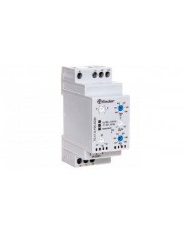Przekaźnik kontroli napięcia 3-fazowy kontrola N, zaniku faz, rotacji, asymetria 1P 6A 380-415V 70.41.8.400.2030