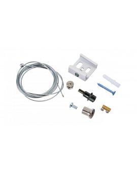 Zawiesie linkowe LUXsystem-3F (system trzyfazowy) set białe 3m CLtrackpsetW3F3m