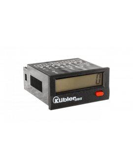 Licznik impulsów wyświetlacz LCD wej. PNP 4-30VDC 12KHz 6.130.012.852