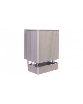 Oprawa ścienna jednokierunkowa NESSA GU10 max. 50W IP54 AC 220-240V 50/60Hz szara LD-NESSAGU10J-80