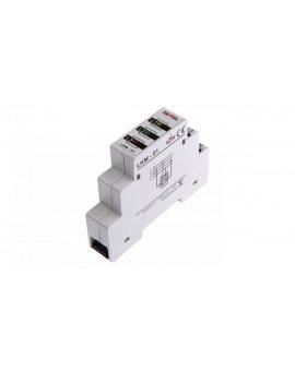 Lampka modułowa czerwona/zielona/żółta 230-400V AC LKM-01-40 EXT10000039