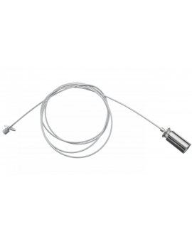 Zawiesie linkowe LUXsystem-1F (system jednofazowy) set 1m LUX06505