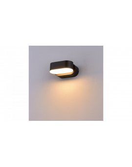 Oprawa ewelacyjna VT-816 6W LED WALL LIGHT COLORCODE:4000K -BLACK BODY 8289