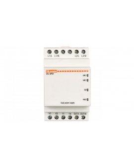 Układ podwójnego zasilania jednofazowego 110/230V AC 50/60Hz ATLDPS1