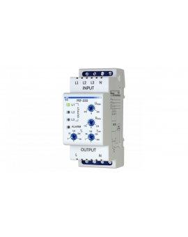Automatyczny przełącznik faz 16A 230V AC PEF-320