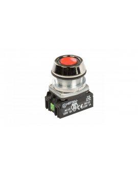 Przycisk sterowniczy 30mm czerwony z samopowrotem 1Z 1R W0-NEF30-UK XY C