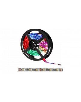 Taśma 60 led smd 5050 Premium 4-chip RGBWW IP20 RGB + ciepła 12V DC 14, 4W profesjonalna LUX01930 /1m/