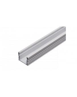 Profil wysoki aluminiowy nawierzchniowy biały 2m MINILUX MAXI do taśm led