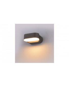 Oprawa ewelacyjna VT-816 6W LED WALL LIGHT COLORCODE:4000K -GREY BODY 8291