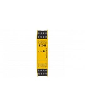 Styki dodatkowe do przekaźnika bezpieczeństwa ESR5-NE-51-24VAC-DC 118707