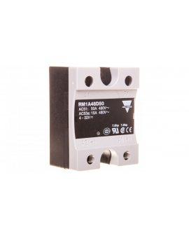 Przekaźnik półprzewodnikowy jednofazowy 42-530V AC 50A 4-32V DC RM1A48D50