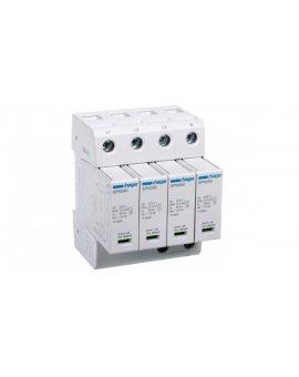Ogranicznik przepięć B+C Typ 1+2 4P MOV T1+T2 50kA 230/400V 1, 5kV TN-S/TT SPN901