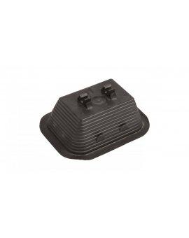 Uchwyt betonowy w tworzywie prostokątny PCV 30.2 PL /93000211/