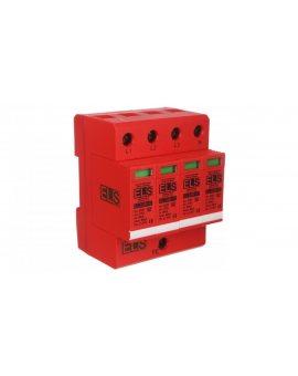 Ogranicznik przepięć B+C Typ 1+2 4P 275V 60kA 1, 5kV EL30B+C Typ 1+2 4P 7, 5kA