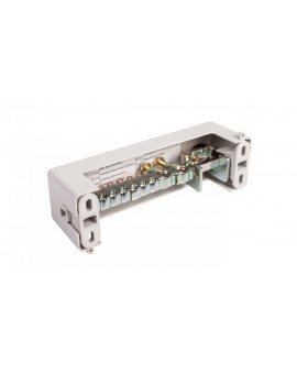 Szyna wyrównawcza 7x25mm2 + 2x95mm2 + 1x płaskownik 1801 VDE 5015650