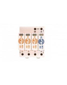 Ogranicznik przepięć C Typ 2 3P+N 40kA 280V V20-3+NPE-280 5095253