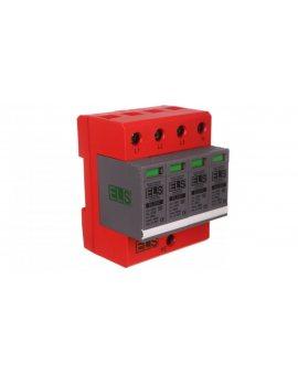 Ogranicznik przepięć C Typ 2 4P 275V 40kA 1, 3kV EL20C 4P