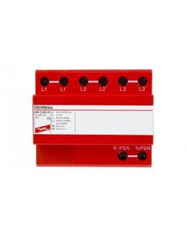 Ogranicznik przepięć B Typ 1 3P 100kA 4kV DEHNblock 3 255 H 900120
