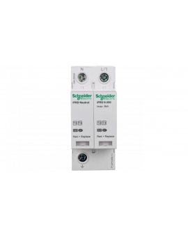 Ogranicznik przepięć C+D 1P+N 8kA iPRD-8-8kA-350V-1PN Acti 9 A9L08500