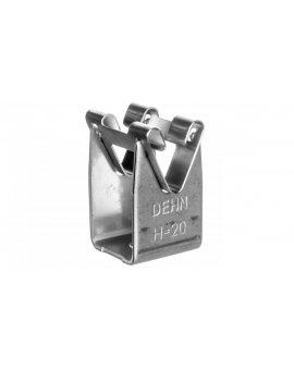 Wspornik DEHNgrip otwór 7, 8mm stal nierdzewna NIRO 207009